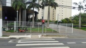 IMAGEM: Prevent Senior retira letreiro da fachada de sua sede