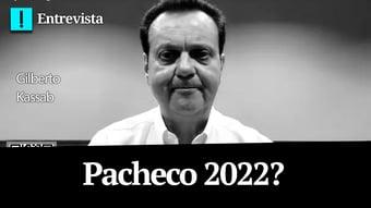 IMAGEM: Kassab e o candidato Pacheco