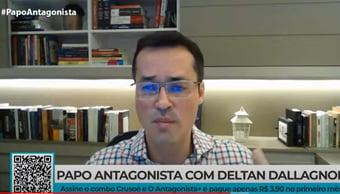 """IMAGEM: Deltan diz que, """"se Moro ainda fosse juiz"""", PEC da Vingança atingiria CNJ"""