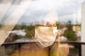 IMAGEM: Pandemia aumentou depressão e ansiedade, diz estudo