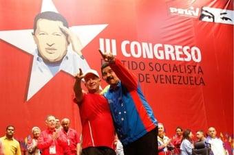 IMAGEM: Ex-chefe de inteligência militar chavista diz que governo venezuelano financiou Lula