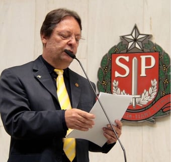 IMAGEM: Vice-presidente do PSDB de São Paulo declara apoio a Eduardo Leite nas prévias