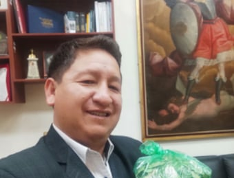 IMAGEM: Primeiro-ministro do Peru renuncia ao cargo