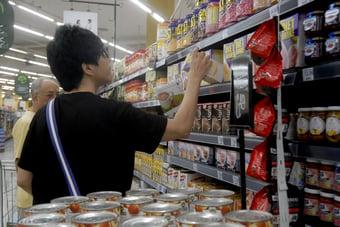 IMAGEM: Prévia da inflação para outubro tem maior alta desde 1995