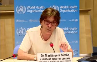 IMAGEM: 'Uma nova pandemia já é considerada inevitável', diz diretora-adjunta da OMS