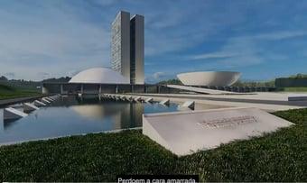 IMAGEM: Senado aprova construção de memorial às vítimas da Covid