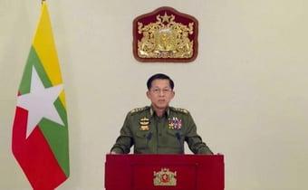 IMAGEM: Junta militar de Mianmar vai liberar 5 mil presos políticos