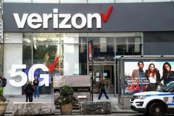 IMAGEM: Operadoras de telefonia móvel também tiveram falhas nos EUA