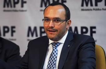 """IMAGEM: """"O MP já tem código de ética"""", diz Vladimir Aras após fala de Lira"""