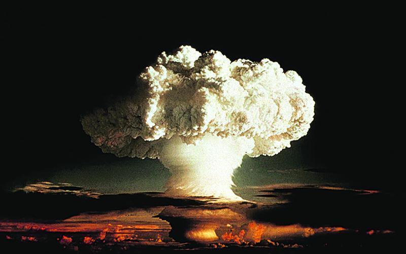 IMAGEM: Comissão do Senado vai analisar 'bomba atômica brasileira'