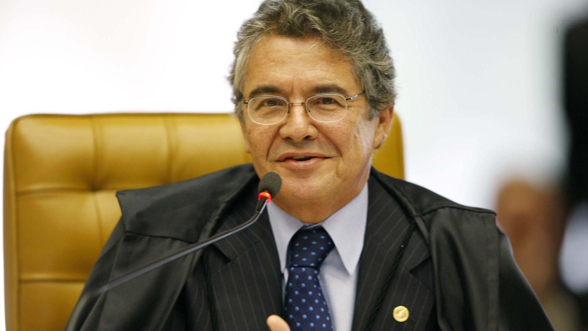 IMAGEM: Marco Aurélio nega suspender bloqueio em orçamento de universidades