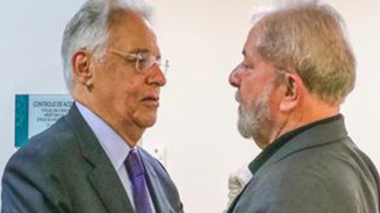 IMAGEM: O real adversário de Lula não é Bolsonaro