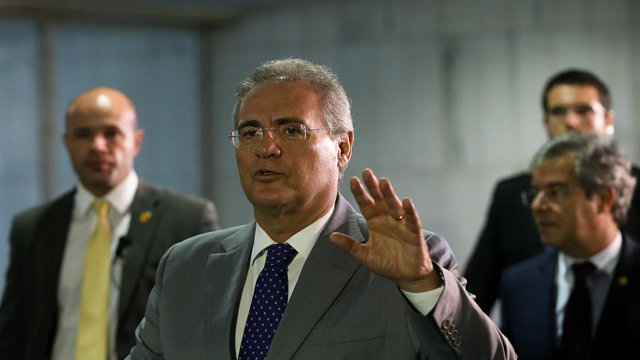 IMAGEM: Bolsa de Valores terá de fornecer informações para investigação sobre Renan Calheiros