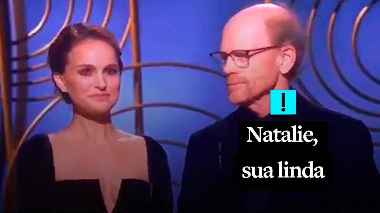 IMAGEM: Natalie, sua linda