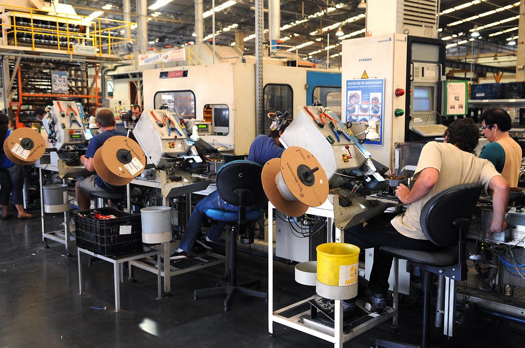 IMAGEM: Ociosidade da indústria é a maior em 20 anos, diz FGV