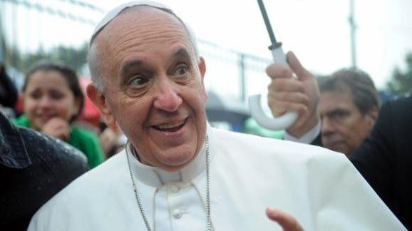IMAGEM: Declaração do papa sobre os prazeres da vida provoca enorme repercussão