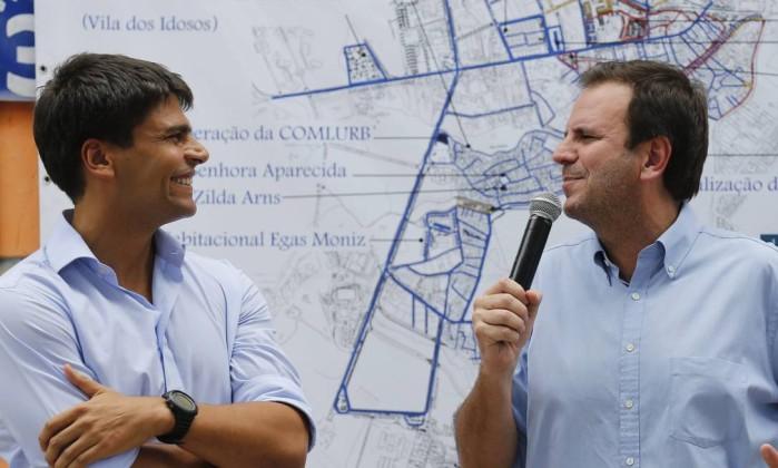 IMAGEM: MPF liga Pedro Paulo a contrato com sócio de Lulinha