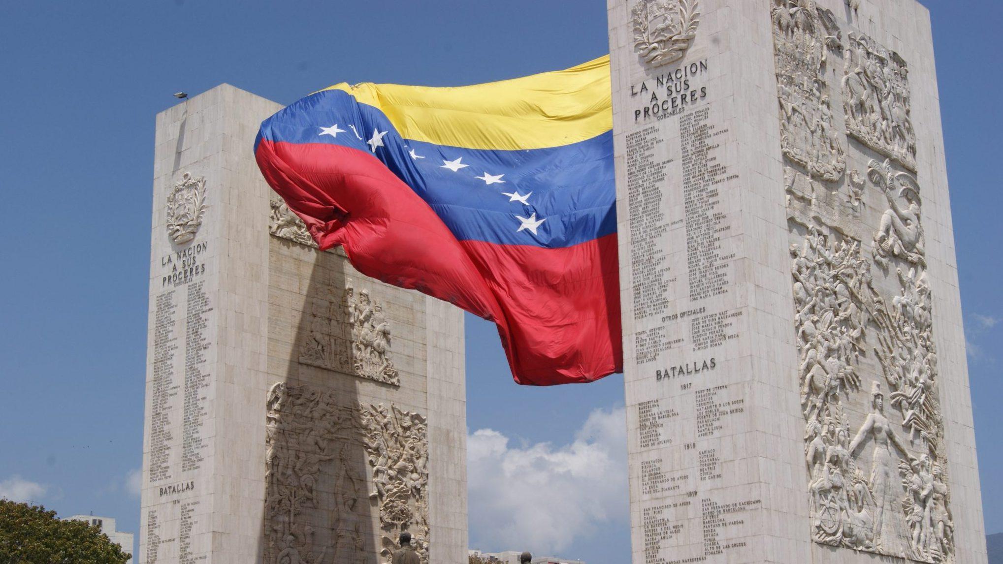 IMAGEM: A mentira bolivariana no fundo do poço