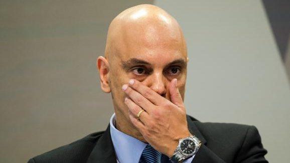 IMAGEM: Moraes acelera trâmite de ação contra mordaça do CNJ