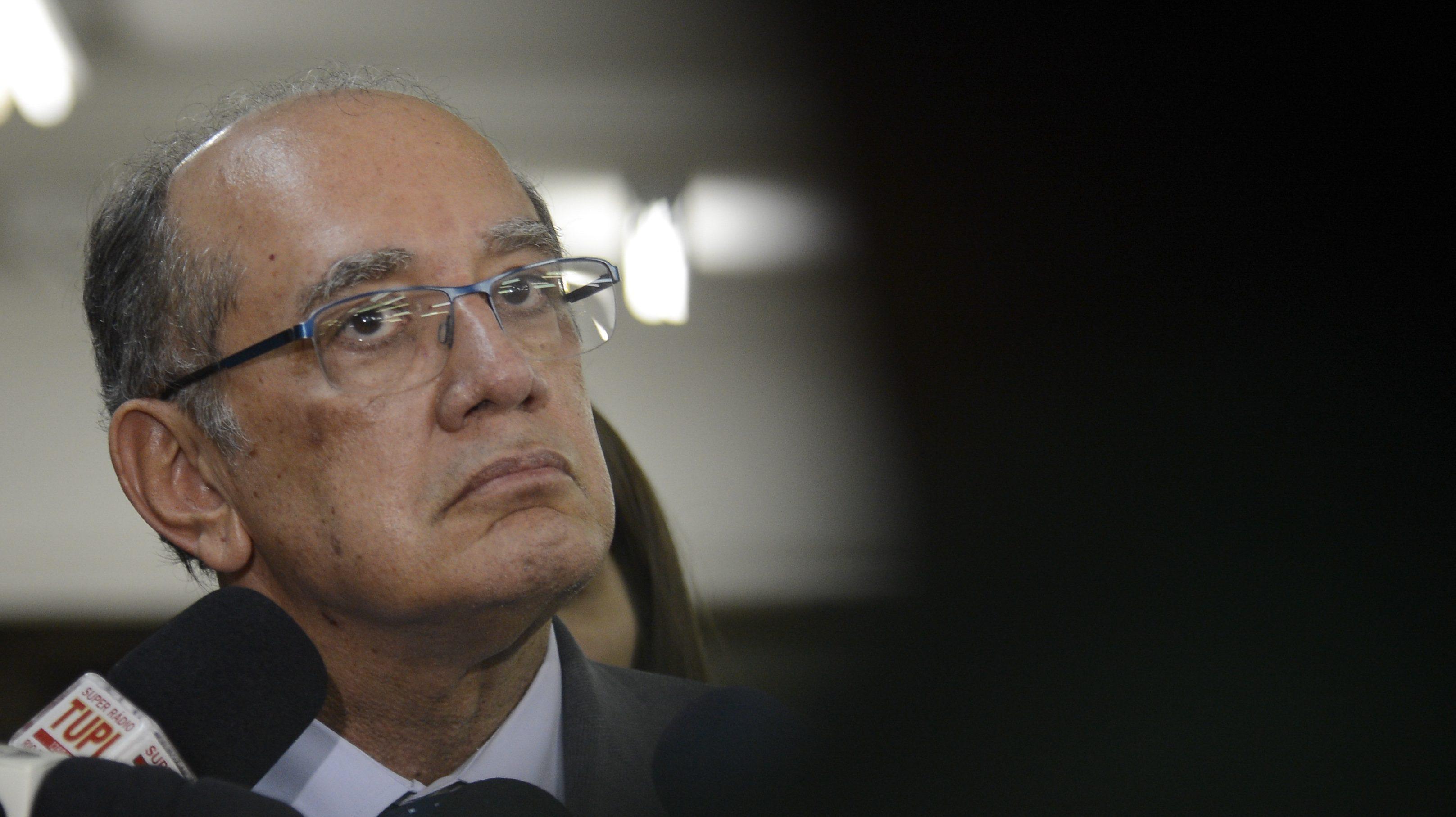 IMAGEM: Presidente analisa o pré-veto na indicação ao STF, afirma Gilmar