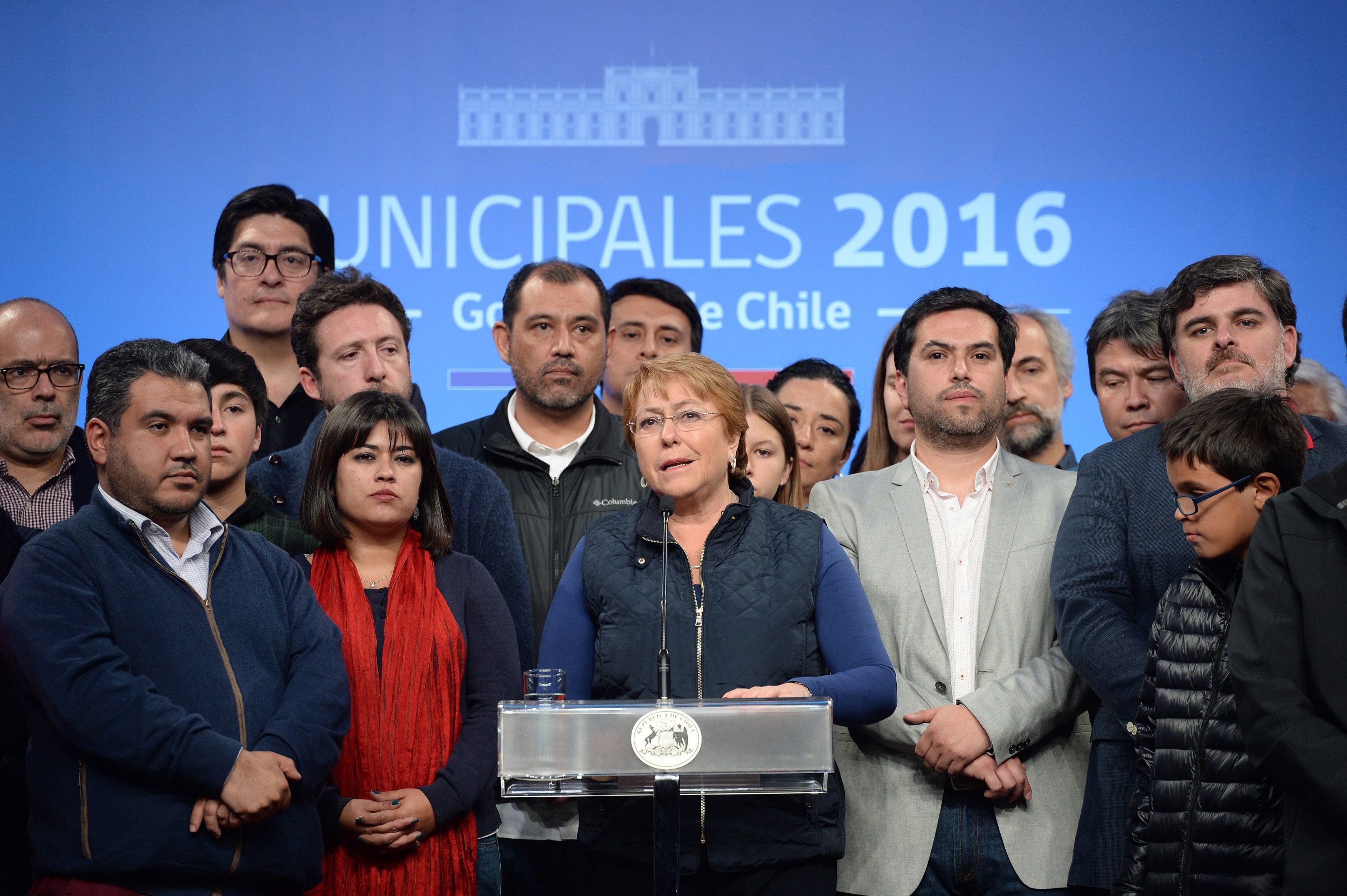IMAGEM: Bachelet pede suspensão do reconhecimento facial em protestos pacíficos
