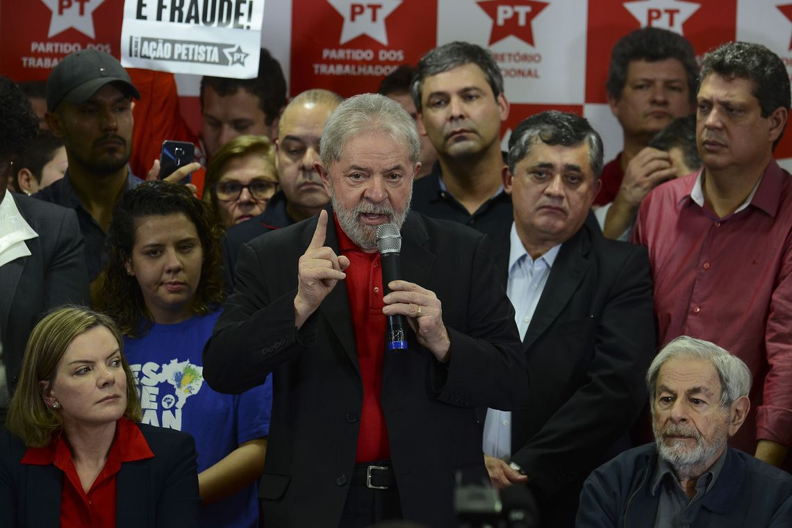 IMAGEM: De onde vem a propina de Lula?