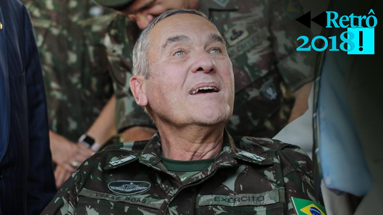 IMAGEM: Villas Bôas indica general para assessoria de Toffoli