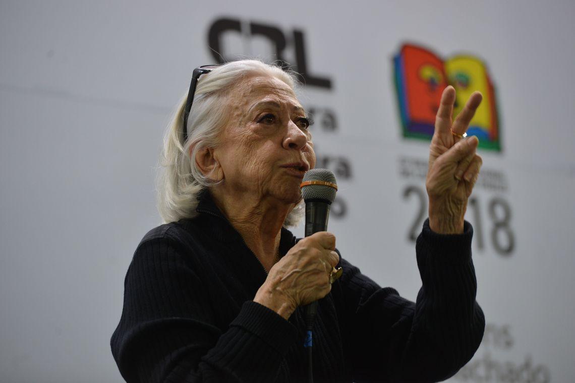 IMAGEM: Defender Fernanda Montenegro foi 'decisivo', diz ex-presidente da Funarte