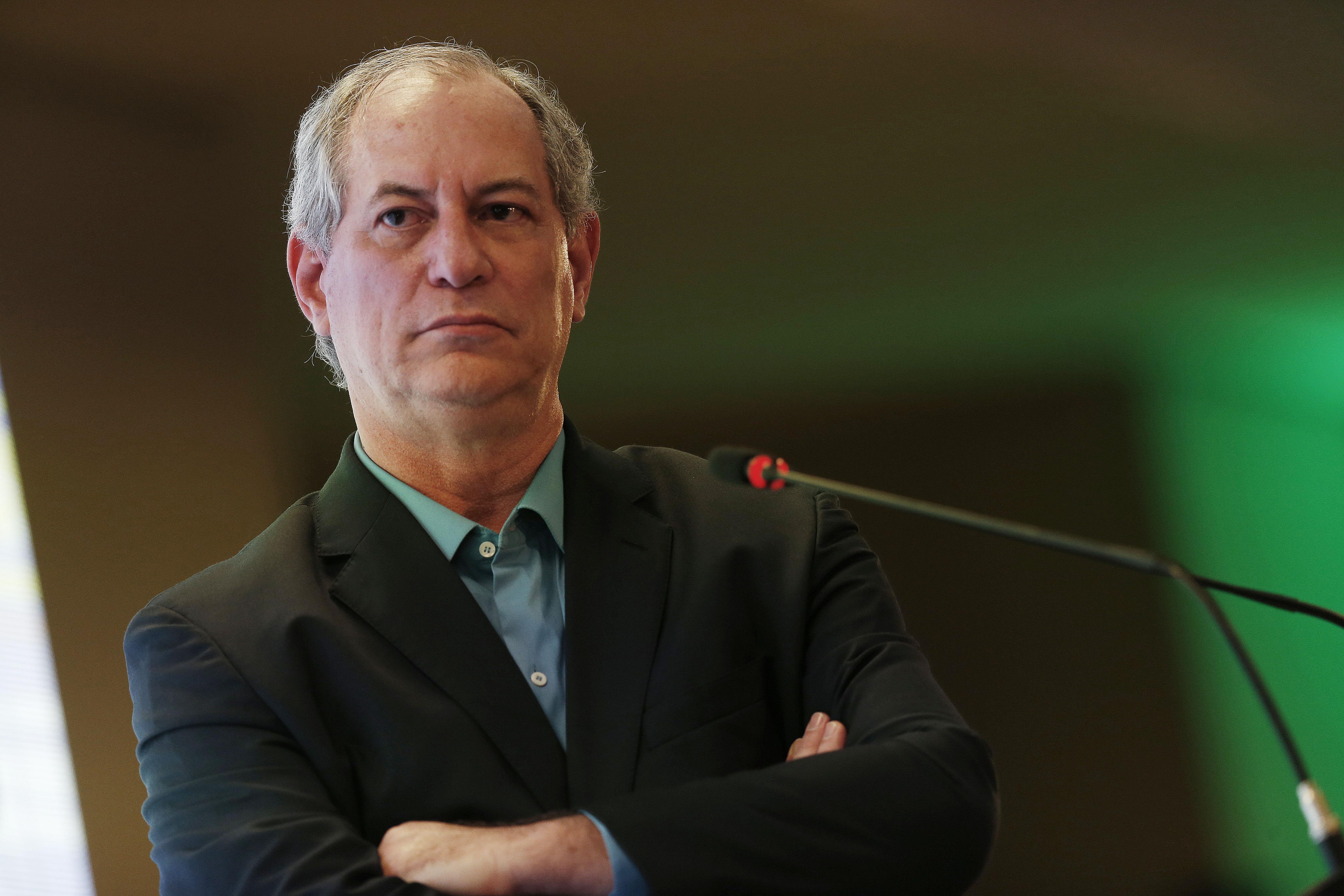 IMAGEM: Confederação Israelita vai processar Ciro Gomes