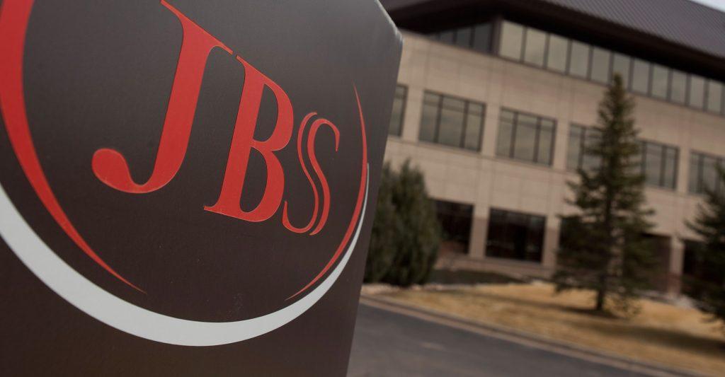 IMAGEM: JBS diz que pagou US$ 11 milhões para acabar com ataque hacker