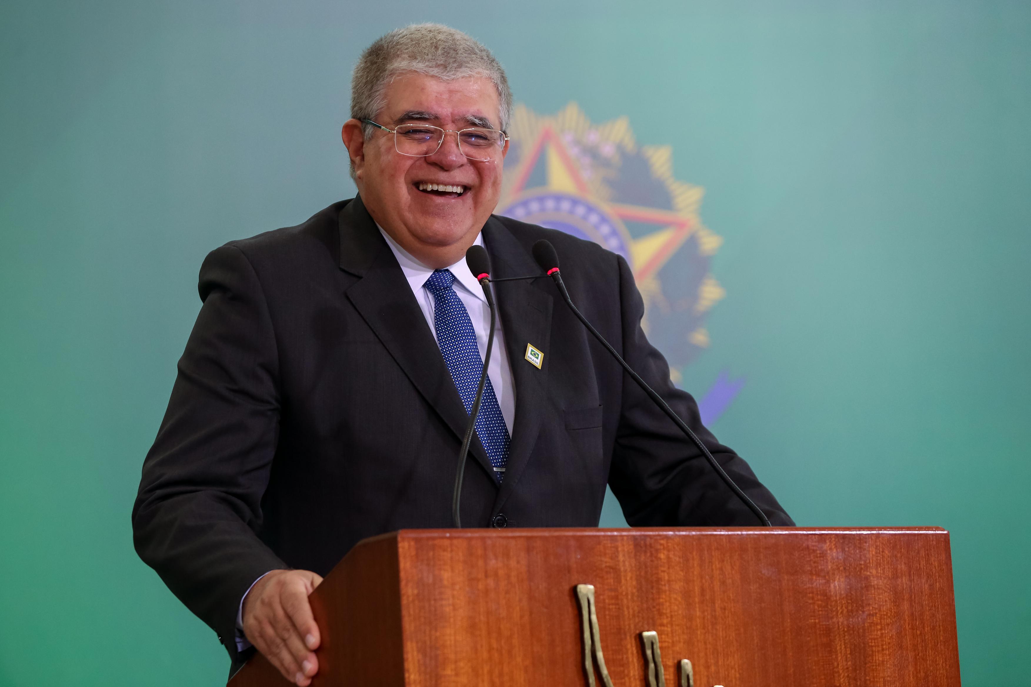 IMAGEM: Ao ser substituído por mulher de Barros em Itaipu, Marun defende 'benefícios do Centro'