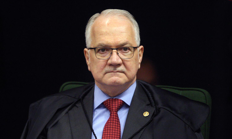 IMAGEM: Fachin rejeita pedido de Lula para trancar ação penal do Instituto