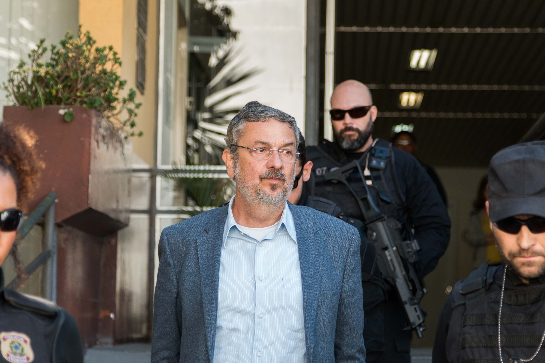 IMAGEM: Palocci recebeu 2,5 milhões da JBS para liberar recursos do BNDES, diz MPF