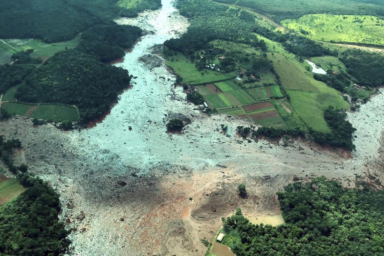 IMAGEM: Vale vai pagar R$ 37 bilhões por danos em Brumadinho