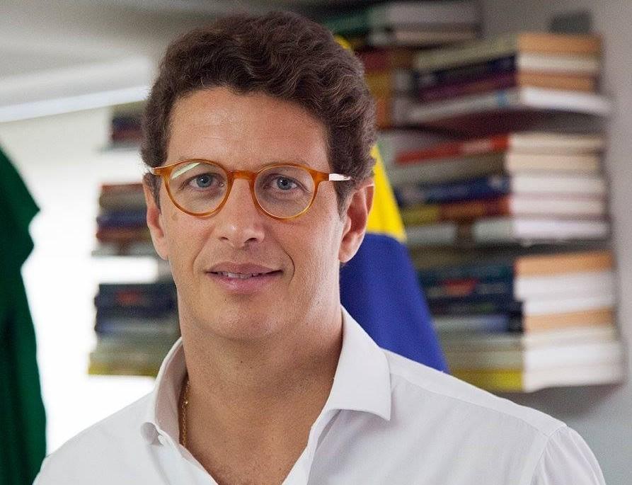 IMAGEM: Ministro do Meio Ambiente indica novo presidente do ICMBio