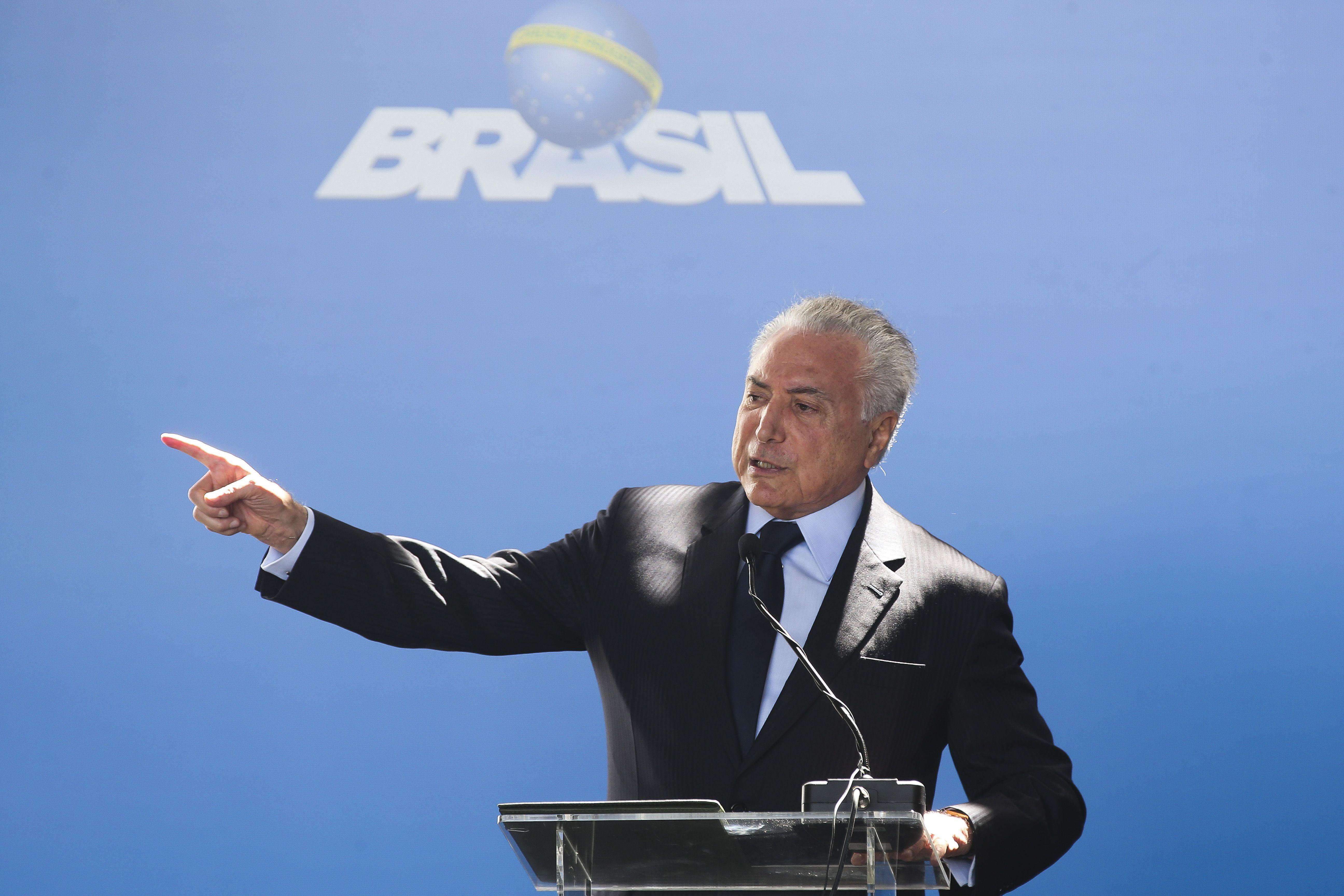 IMAGEM: Aloysio Nunes é 7º ministro de Temer no governo Doria