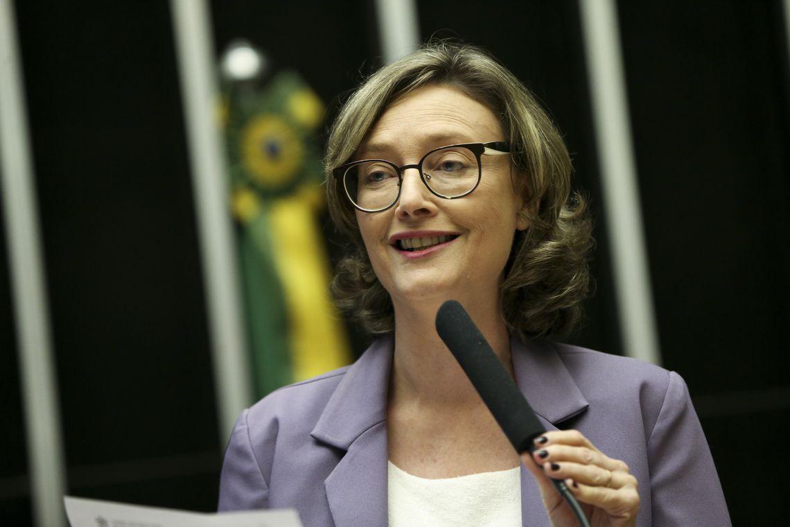 IMAGEM: Justiça nega pedido de Maria do Rosário para nova retratação de Bolsonaro