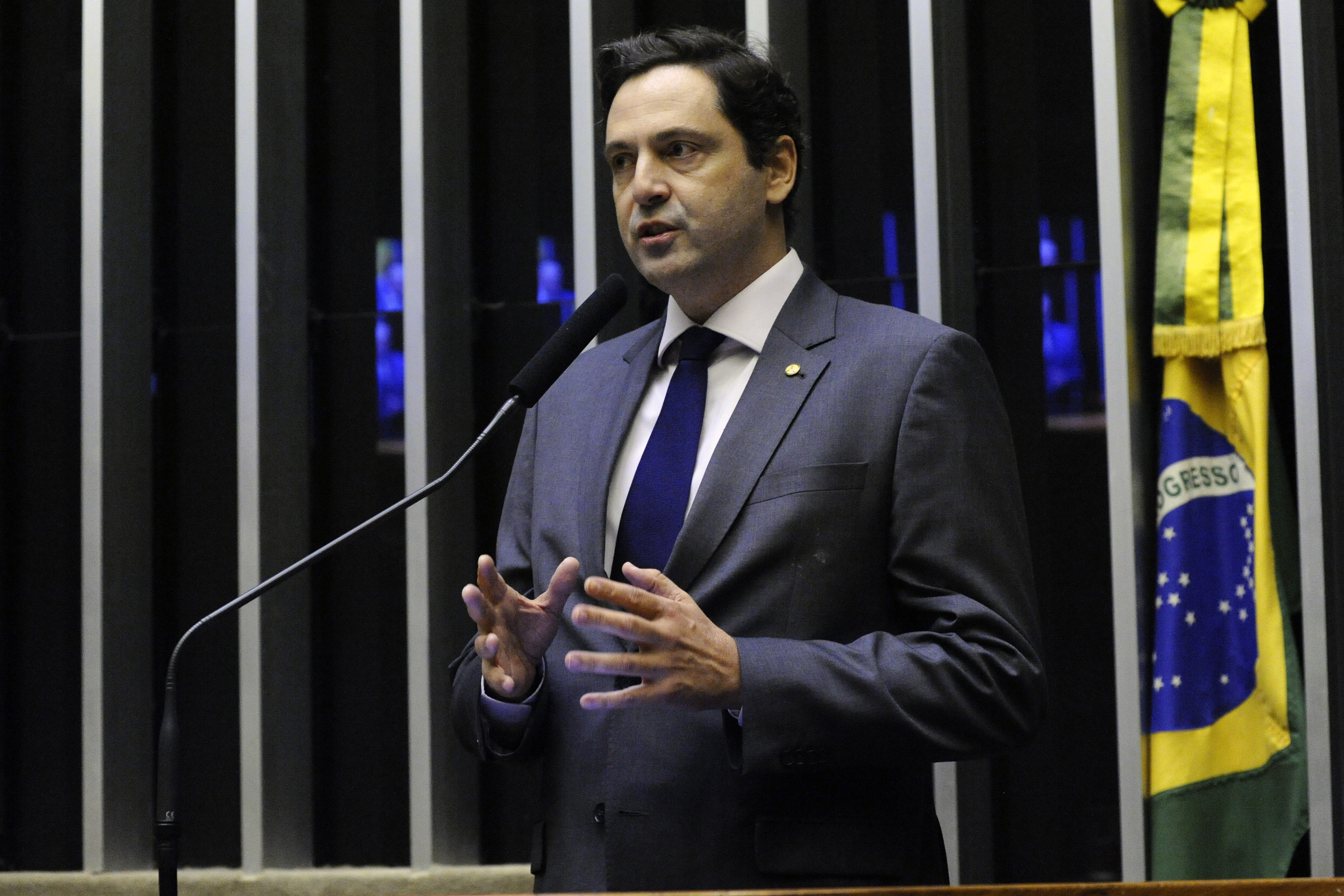 """IMAGEM: """"Financiamento privado pode democratizar sistema partidário"""", diz Orleans e Bragança"""