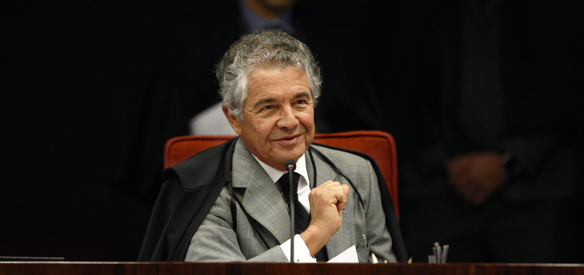 IMAGEM: 8 x 1 – Marco Aurélio vota a favor do dossiê sobre antifascistas