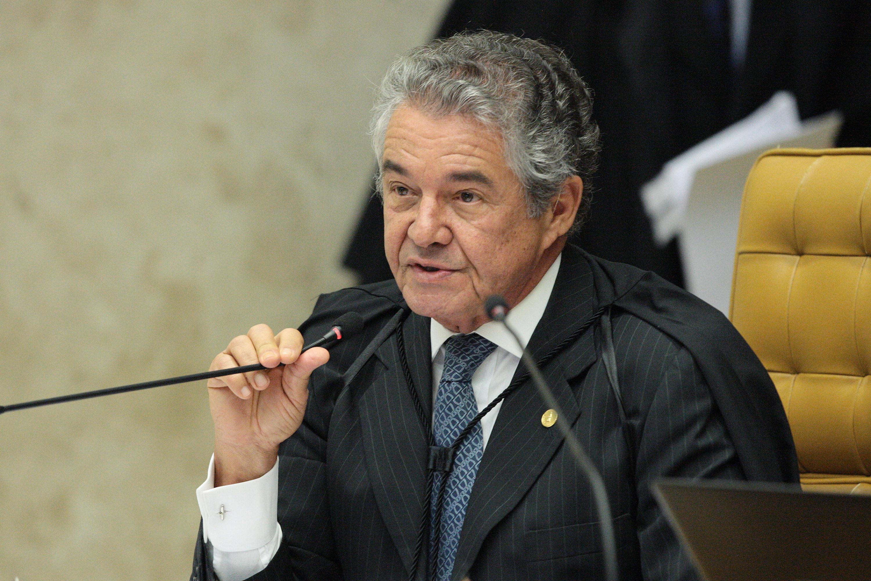 """IMAGEM: Ministros do STF reagem a declaração de Aras: """"Onde há fumaça há fogo"""", diz Marco Aurélio"""
