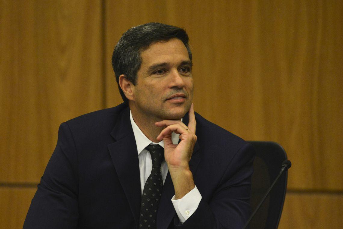 IMAGEM: Presidente do BC diz que debate sobre precatórios gera ruídos no mercado