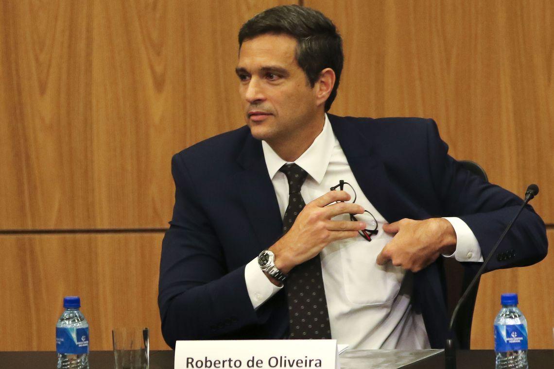 IMAGEM: Campos Neto é nomeado para primeiro mandato fixo como presidente do BC