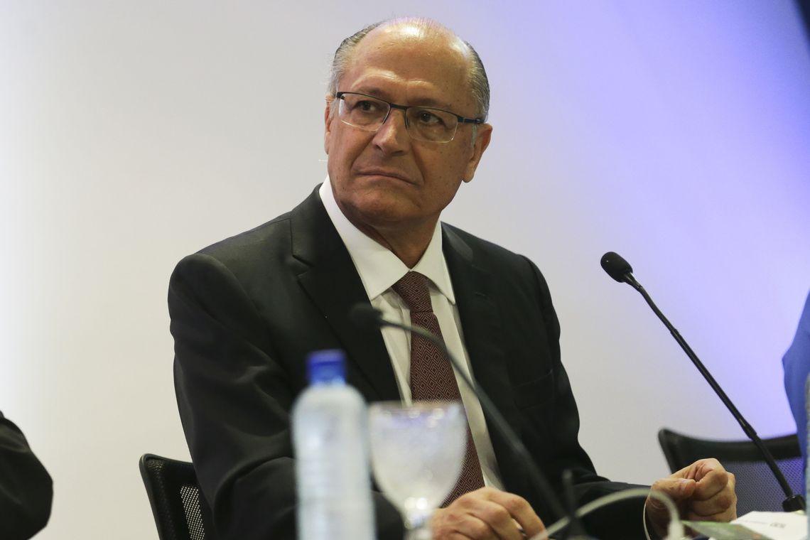 IMAGEM: Defesa de Alckmin diz que indiciamento é 'injustificável' e 'precipitado'