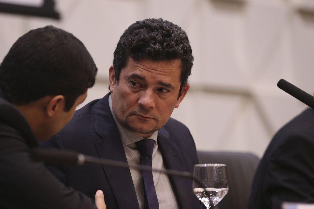 IMAGEM: Girão defende Coaf com Moro