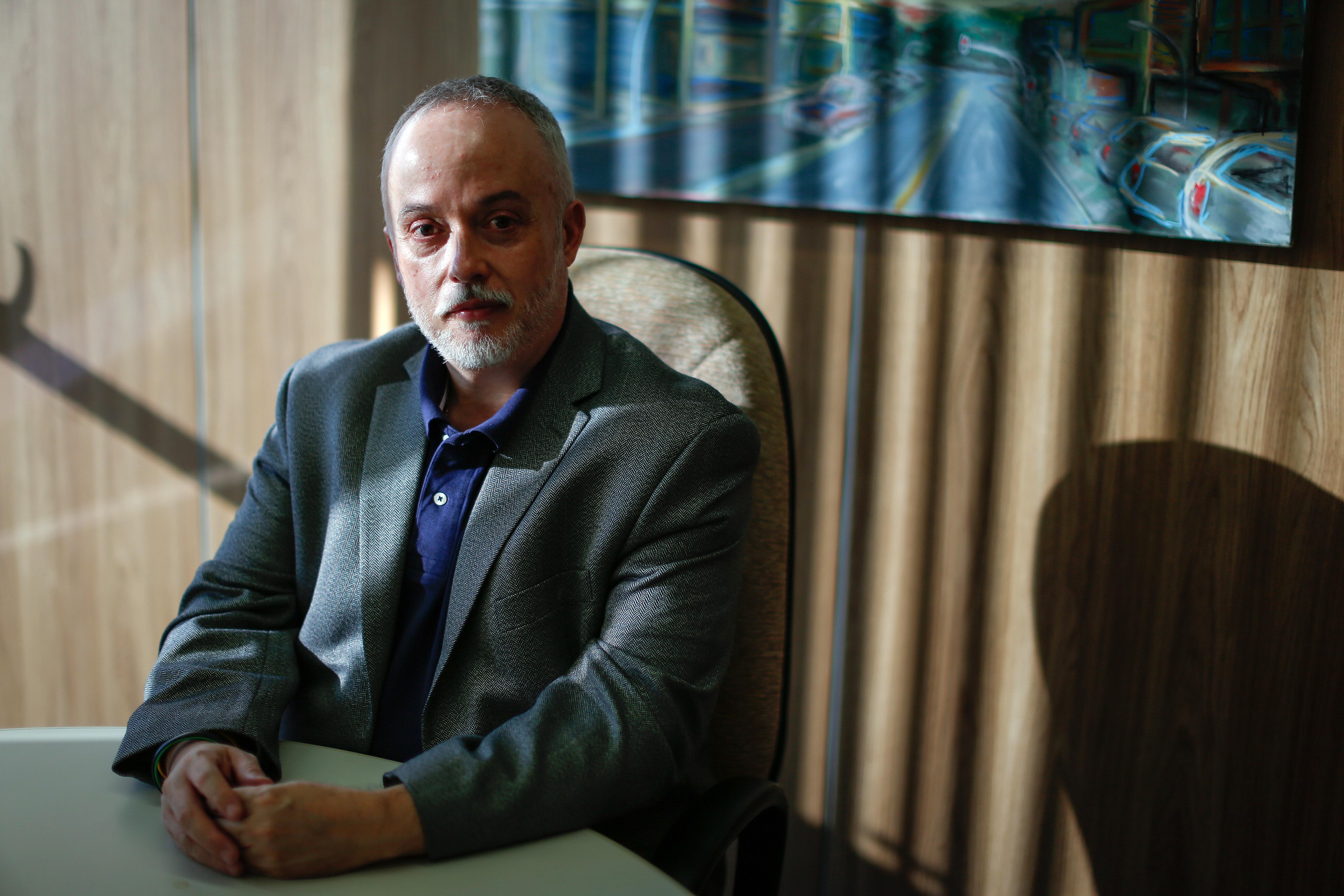 IMAGEM: Carlos Fernando dos Santos Lima: Sou amigo do Gandola