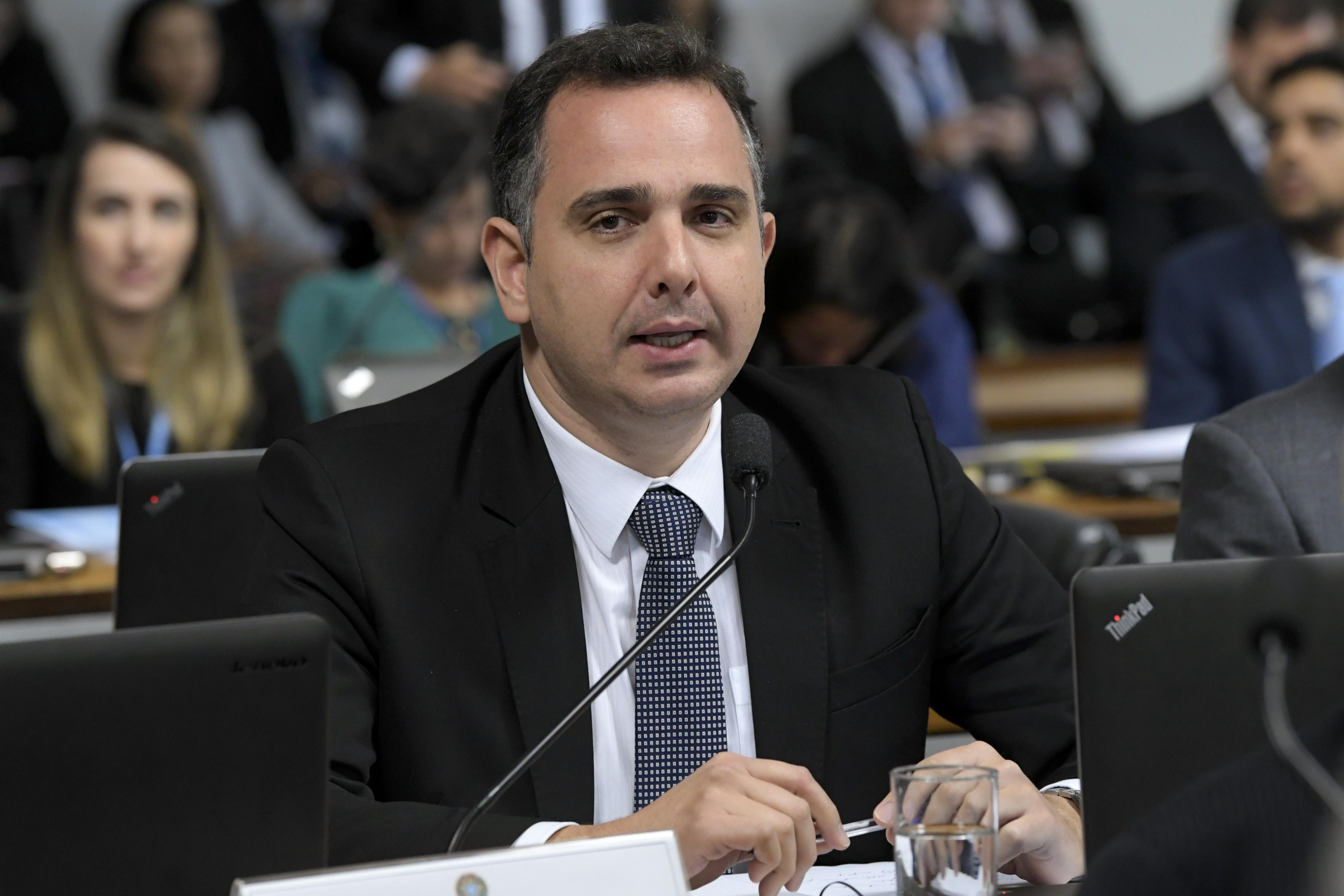 IMAGEM: EXCLUSIVO: senador aliado de Alcolumbre liderou alocação de verba extra do MDR em Minas