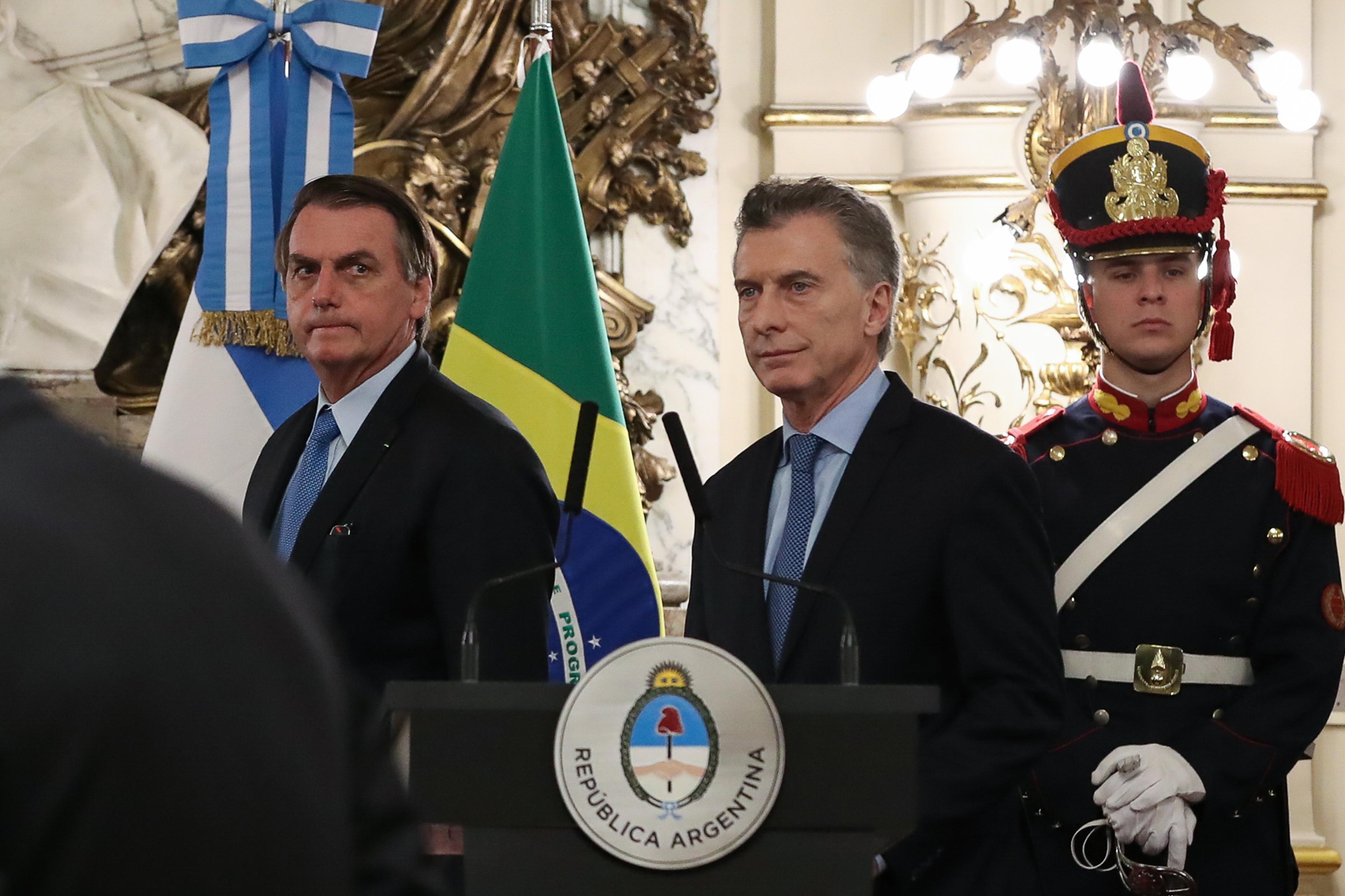 IMAGEM: Acordo Brasil-Argentina prevê livre comércio automotivo só em 2029