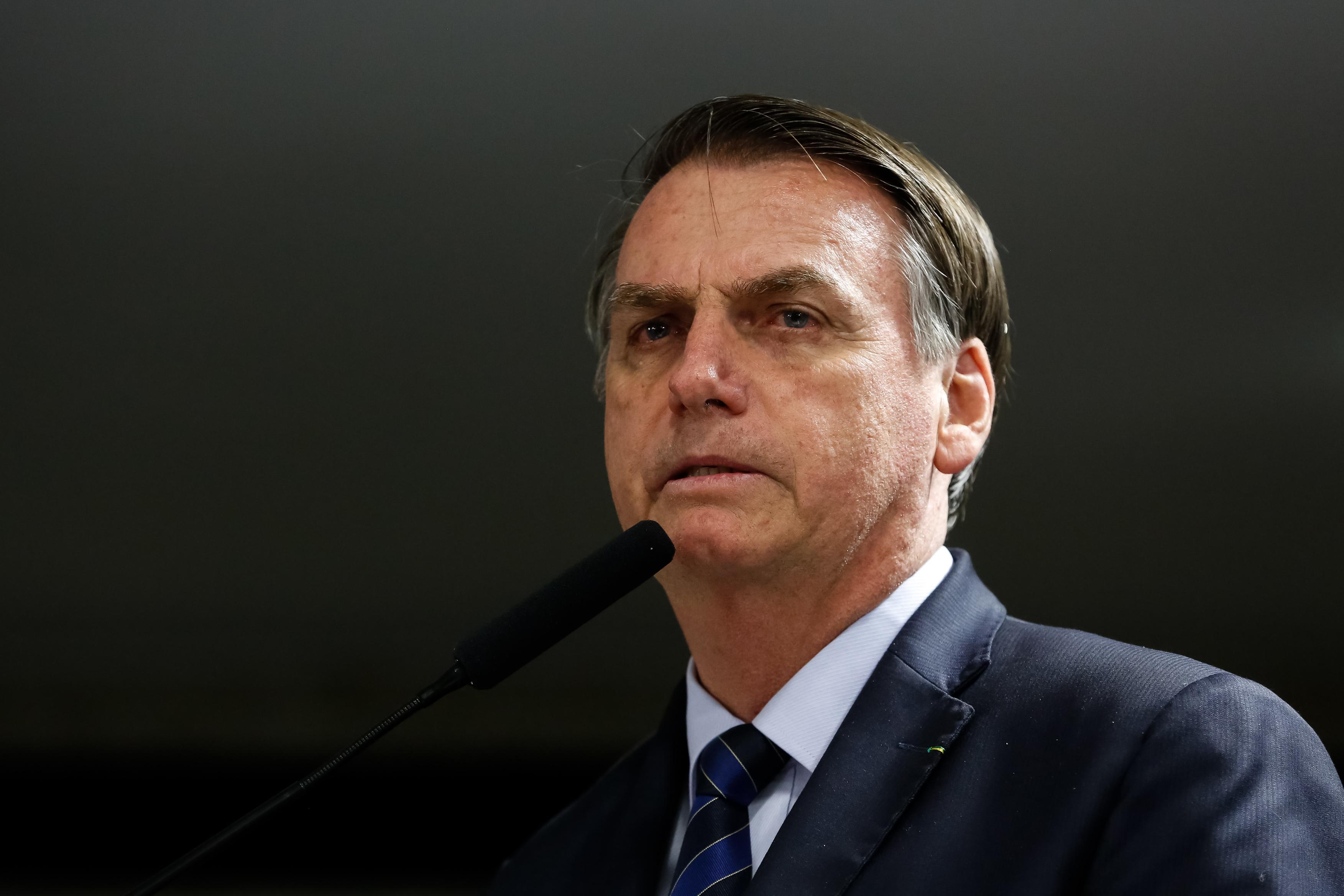 IMAGEM: Bolsonaro na Marcha para Jesus