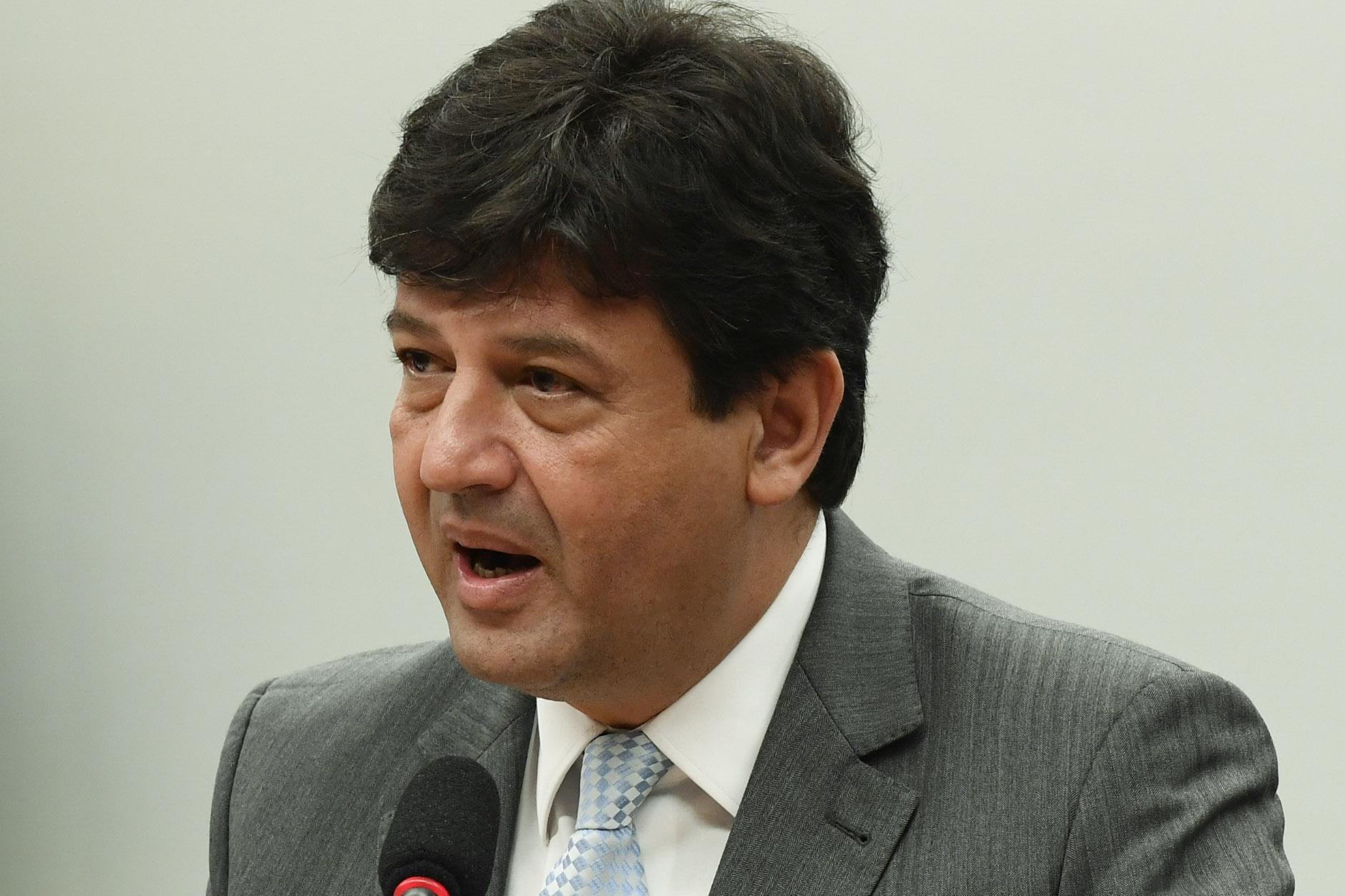 IMAGEM: Comissão da Câmara convida Azevedo e Silva, Salles e Mandetta