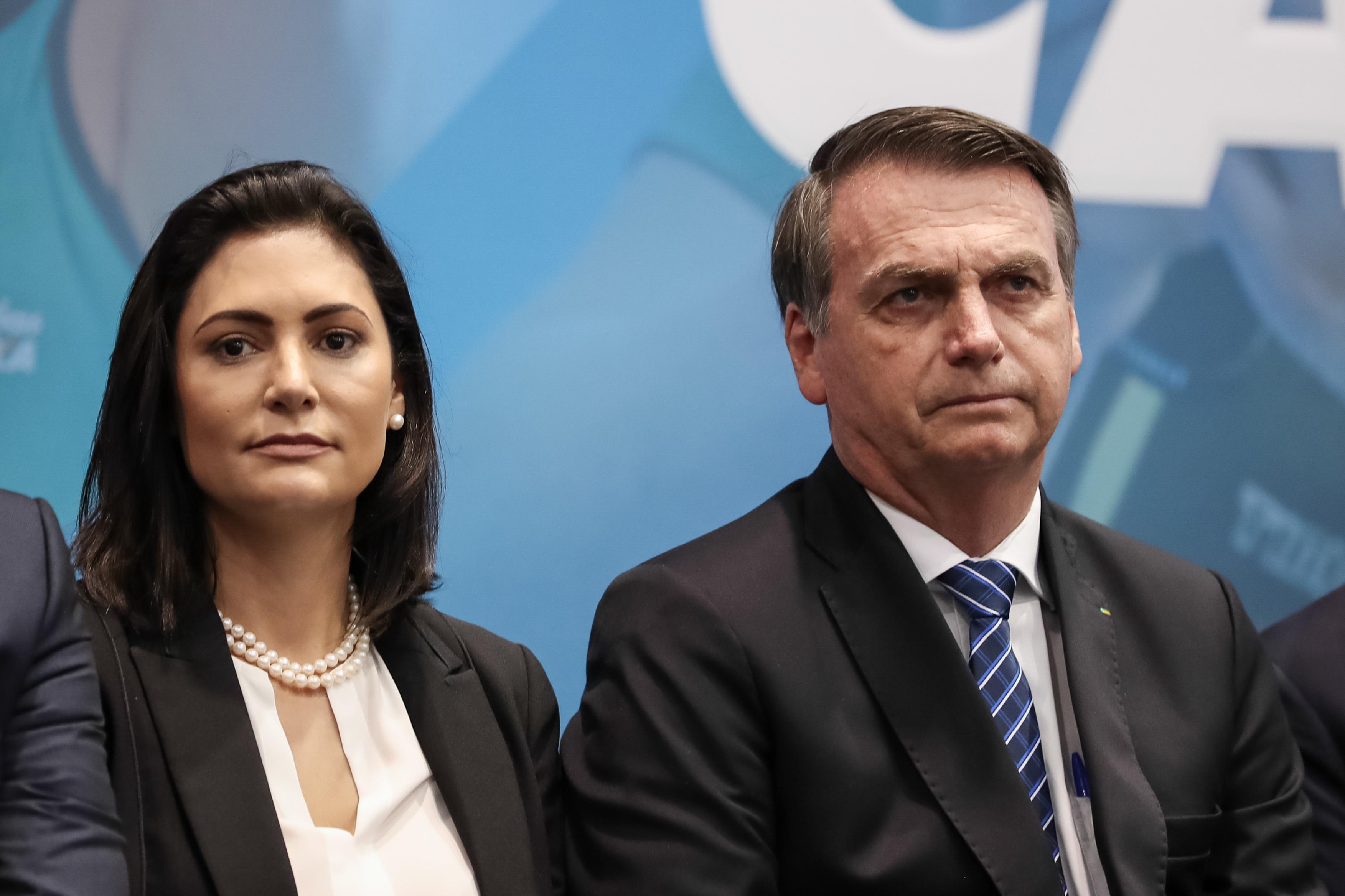 IMAGEM: Bolsonaro diz que 'não tem problema' se votação da Previdência atrasar
